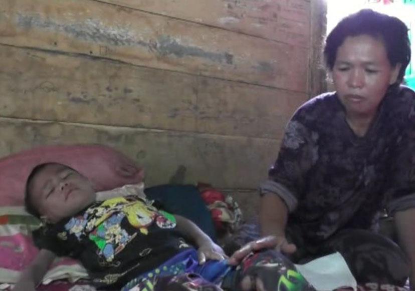 LAMPUNG POST | Menderita Thalasemia, Juwantara: Aku Ingin Sehat dan Mau Sekolah Lagi