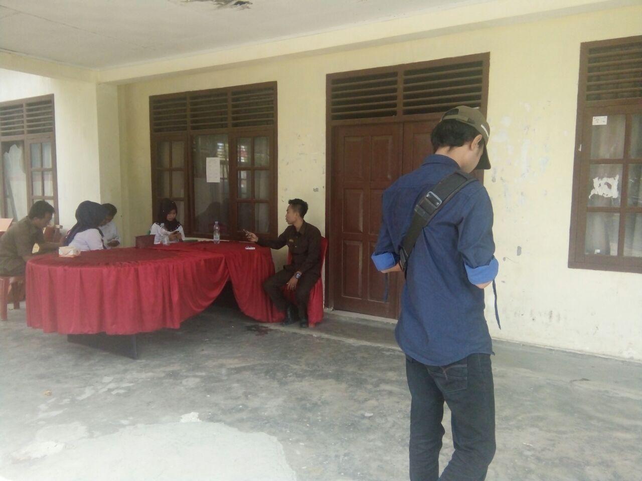 Rapat Pembahasan APBD Perubahan Pesisir Barat Tertutup