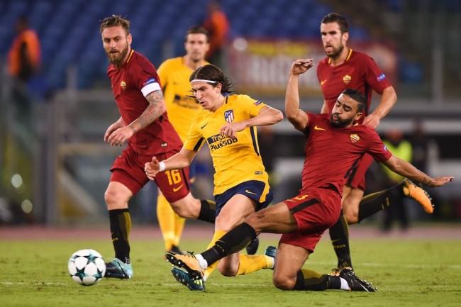 LAMPUNG POST | Data dan Fakta Jelang Atletico Madrid vs Roma