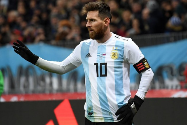 LAMPUNG POST   Messi Bakal Dikontrak Seumur Hidup oleh Barcelona
