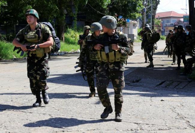 LAMPUNG POST | Pasukan AS Dilaporkan Merapat ke Kota Marawi
