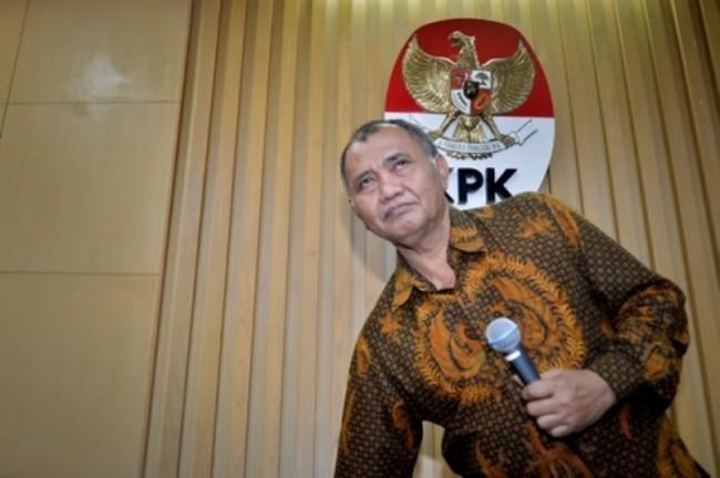LAMPUNG POST | KPK: Warga yang Lapor Praktik Korupsi Dapat Komisi