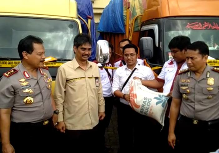 LAMPUNG POST | Bulog Jamin Stok Pangan di Lampung Aman