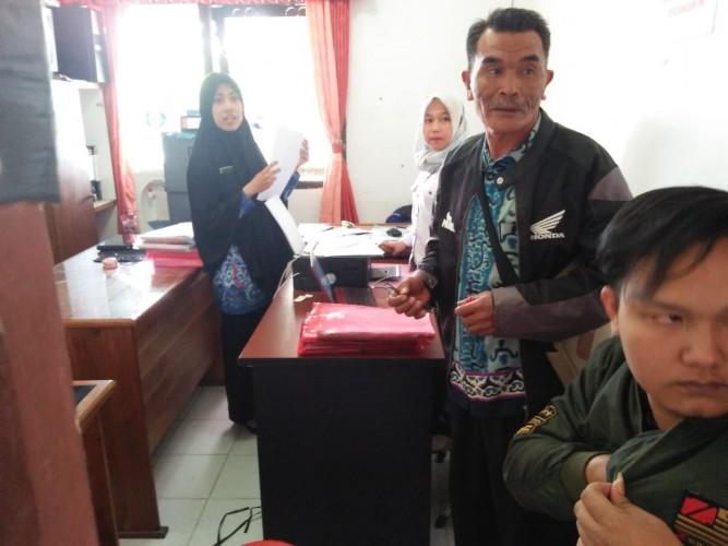 38 Warga Lambar Ikuti Pemilihan Calon Kepala Desa Secara Serentak