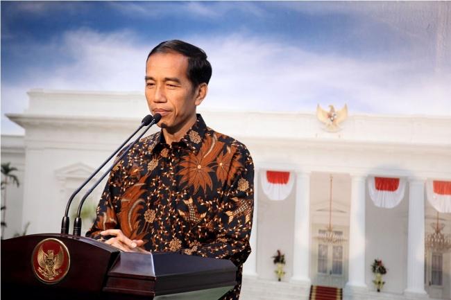 LAMPUNG POST | Jokowi Minta Masyarakat Manfaatkan Sertifikat Tanah dengan Hati-hati
