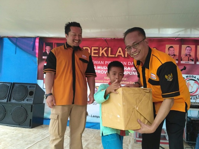 LAMPUNG POST | Lasmura Lampung Dideklarasikan