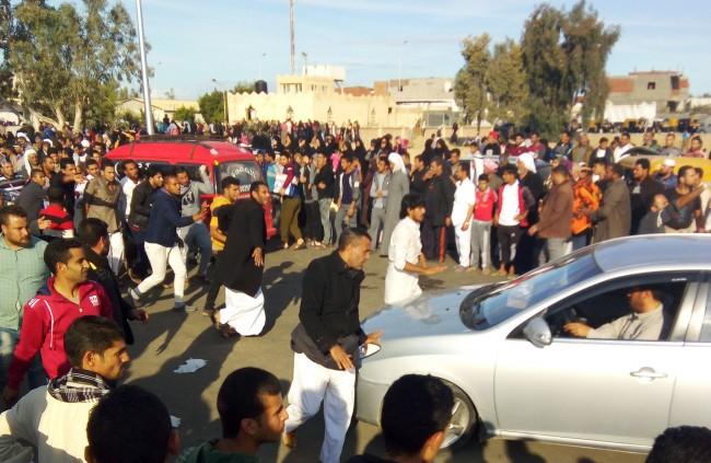 Militer Mesir Bombardir Kendaraan Pelaku Teror di Masjid Sinai