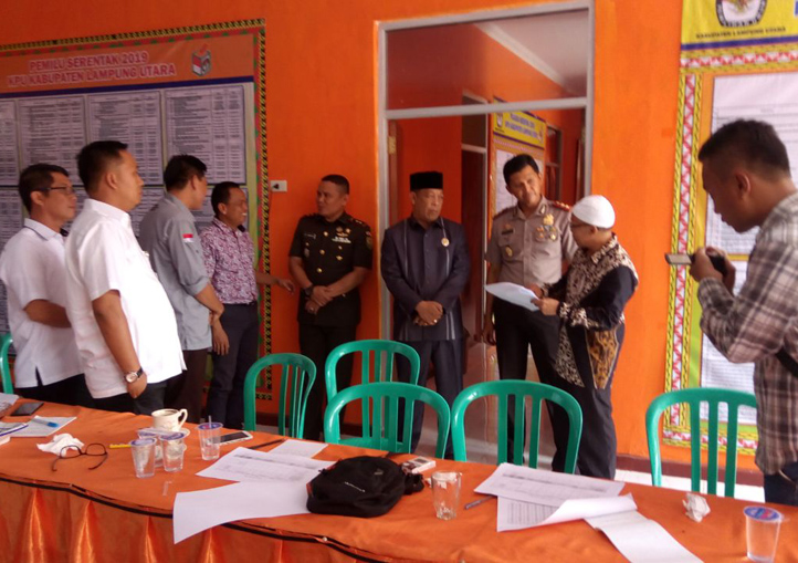 KPU Lampura Bersiap Buka Pendaftaran Bakal Calon Pilkada