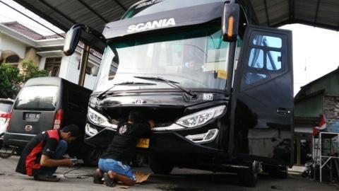 LAMPUNG POST | Ini Masalah Bus yang Kerap Terjadi Saat Mudik
