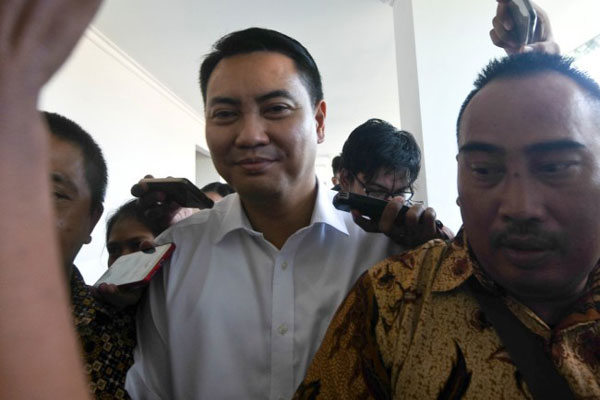 Politikus Golkar Tersangka Kasus Suap Bakamla