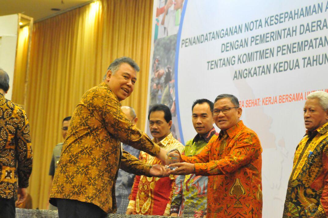 Tulangbawang Turut Jadi Lokasi Penempatan Tim Nusantara Sehat Angkatan Kedua Tahun 2017