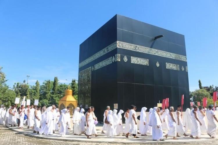 399 Calon Jamaah Haji Lamsel akan Ikuti Manasik Haji