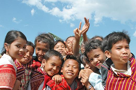 LAMPUNG POST | Anak-Anak Penyintas Bencana Alam