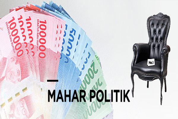 LAMPUNG POST | Mahar Politik Berunsur Korupsi Bisa Ditangkap KPK
