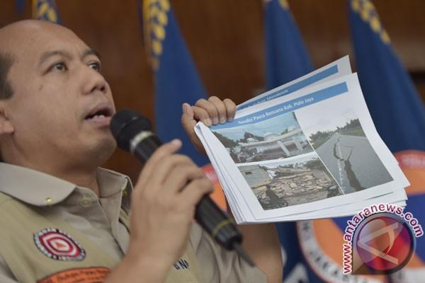 LAMPUNG POST | BNPB Minta Pemudik Waspadai Jalur Rawan Banjir dan Longsor