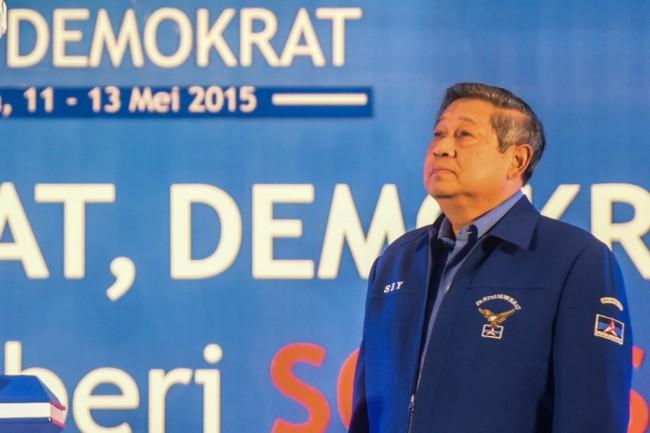 SBY Curhat Laporannya Tak Diproses Bareskrim