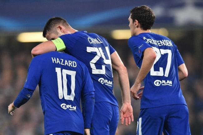 LAMPUNG POST | Nyaris Kalah, Hazard Selamatkan Muka Chelsea