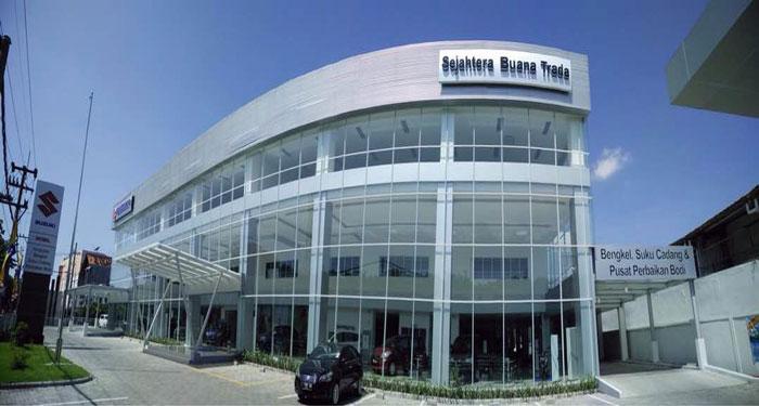 LAMPUNG POST | Perkuat Jaringan, Suzuki Resmikan Outlet Ke-315 di Kenjeran