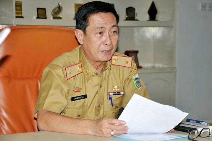 Gubernur Tunjuk Sekda Tanggamus Pelaksana Harian Bupati