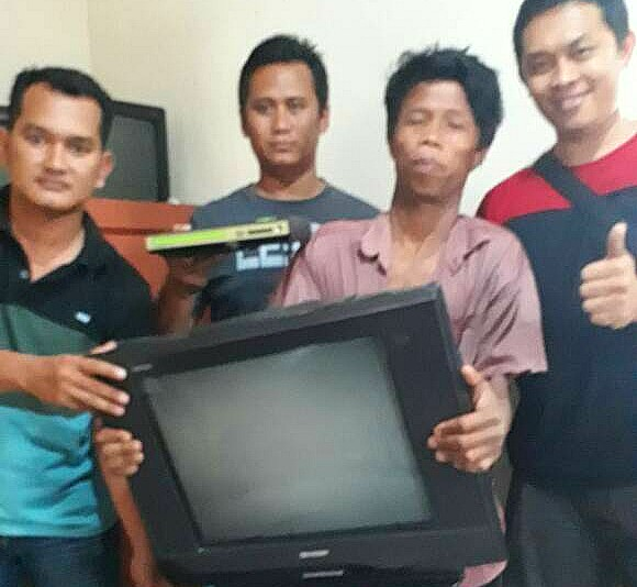 LAMPUNG POST | Pelaku Pencurian di Palas Dibekuk Polisi