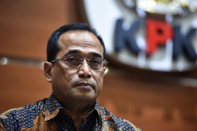 LAMPUNG POST | KPK Periksa Menteri Perhubungan