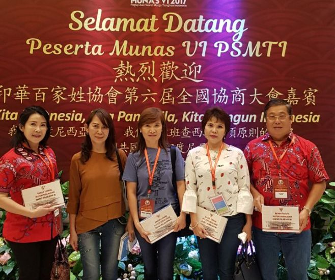 39 Anggota PSMTI Lampung Ikut Munas VI di Jakarta