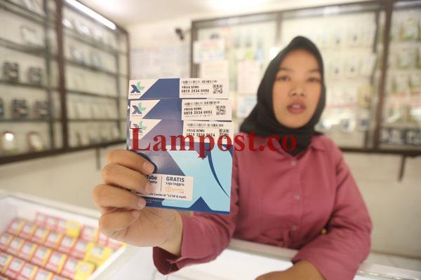 LAMPUNG POST | XL-Axis Beri Bonus Pulsa hingga Rp40 Ribu