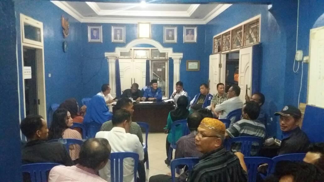 LAMPUNG POST | PAN Kota Bandar Lampung Selidiki Penyusup Partai
