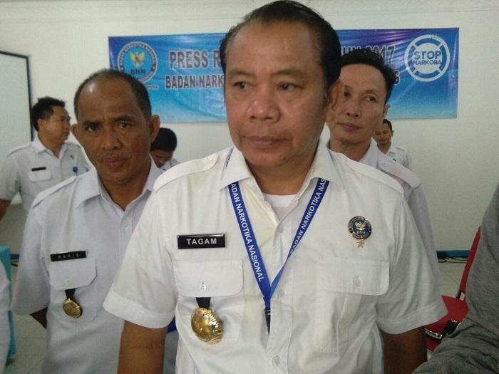 BNN Lampung Batal Sosialisasi ke Tubaba
