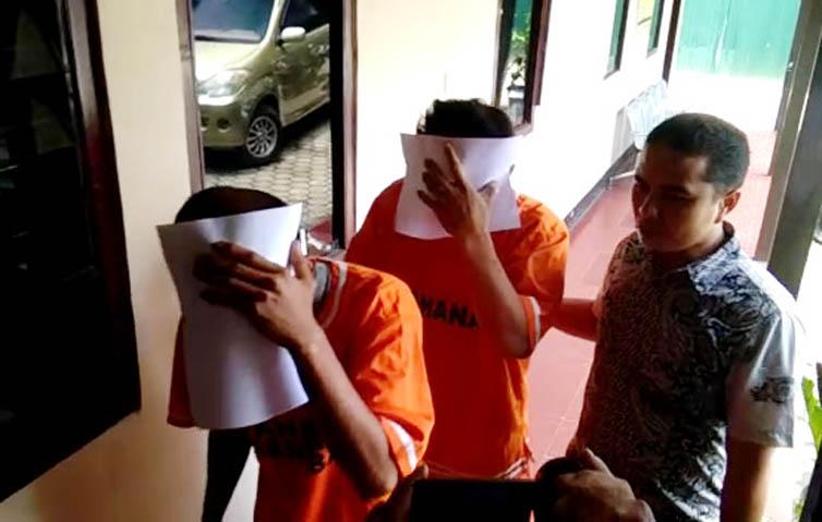 LAMPUNG POST | VIDEO: Jual Sabu, Ngaku Demi Biaya Anak Sekolah