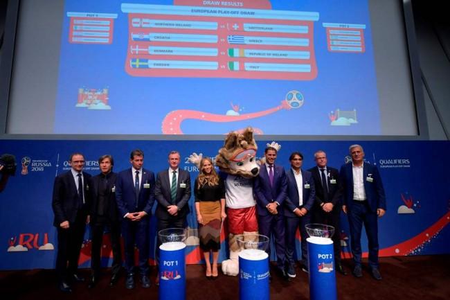 LAMPUNG POST | Italia Hadapi Swedia diPlay-offKualifikasi PD 2018