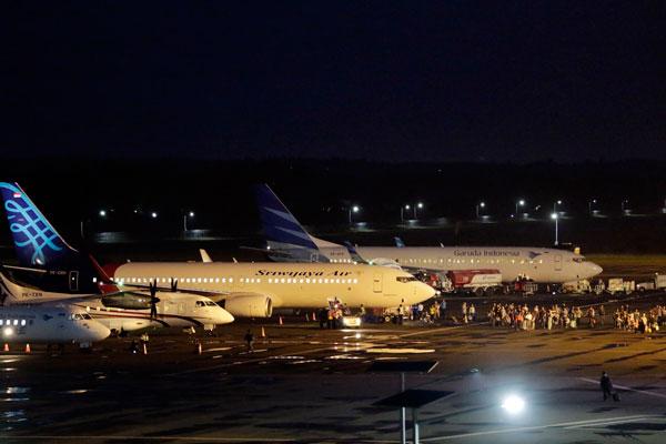 LAMPUNG POST | Bandara Radin Inten II Tambah Flight Pemudik