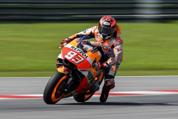 LAMPUNG POST | Marquez Puas dengan Performa Motor Barunya