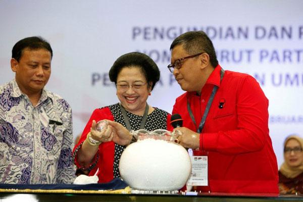 LAMPUNG POST | Megawati Harap Pemilu 2019 Berjalan Lancar