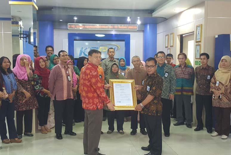 KPPN Bandar Lampung Hadirkan Layanan Tingkat Dunia