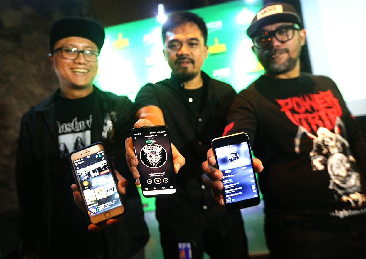 Joox Gelar Workshop Distribusi Musik Digital