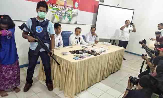 Begini Langkah BNNP Lampung Basmi Narkoba di Birokrasi