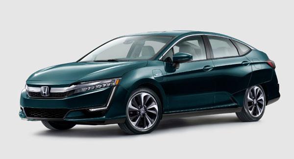 LAMPUNG POST | Honda Clarity Plug-In Raih Jarak Jelajah Tertinggi versi EPA