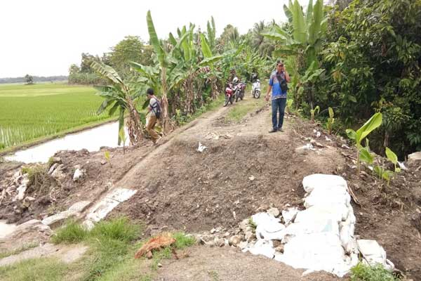 Air Banjir Mulai Surut, Namun Petaka Belum Berlalu