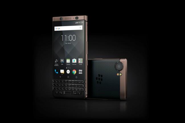 Ada BlackBerry KEYone Bronze Edition, Apa Bedanya?