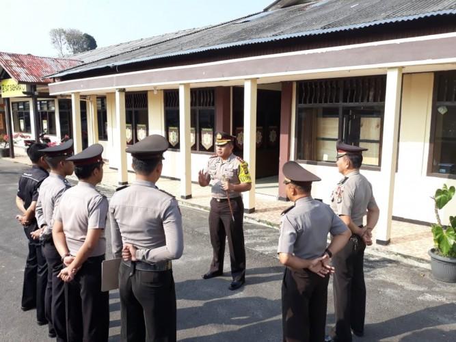 4 Anggotanya Terjaring OTT, Kapolres Lambar Siap Lakukan Pembenahan