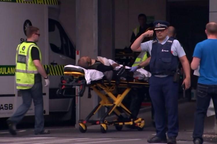 40 Tewas dalam Aksi Teror di Masjid, Selandia Baru Tetapkan Status Darurat