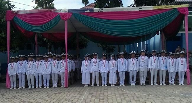 LAMPUNG POST | 132 Siswa SMKN 6 Bandar Lampung Ikuti Pelepasan