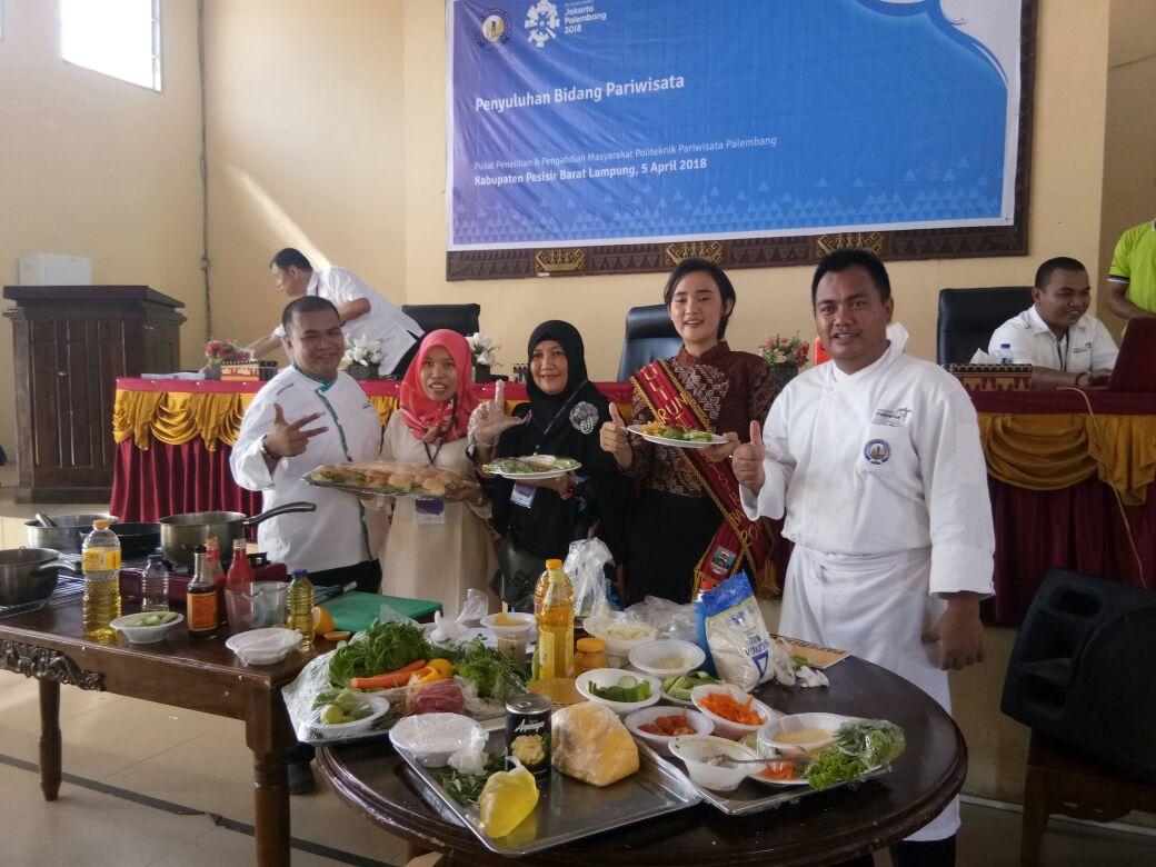 LAMPUNG POST | Pariwisata Pesisir Barat Perlu Dukungan Kuliner Yang Menarik
