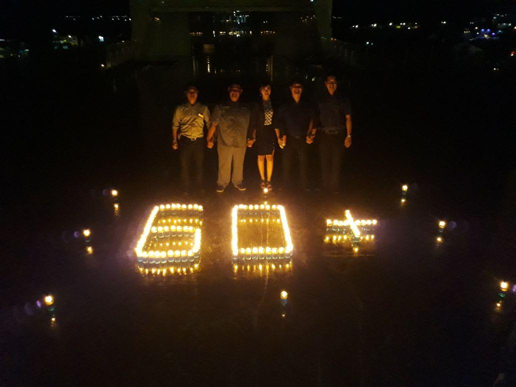 Novotel Turut Dukung Earth Hour 2018