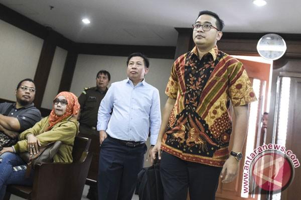 LAMPUNG POST | Jaksa Tuntut Penyidik Polri Raden Brotoseno 7 Tahun Penjara