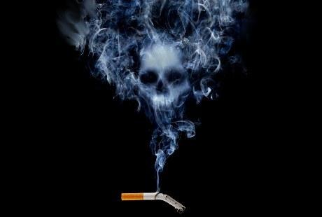 Asap Rokok Ancam Tumbuh Kembang Anak