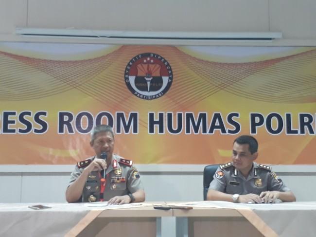 LAMPUNG POST | Penembakan Tiga Anggota Brimob di Blora Diduga Masalah Pribadi