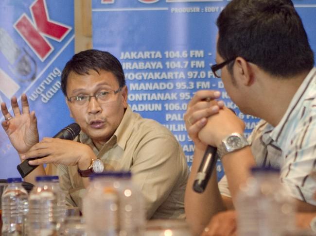 LAMPUNG POST | Anggota DPR Kritis Sikap Jokowi Terkait Menteri Rangkap Jabatan