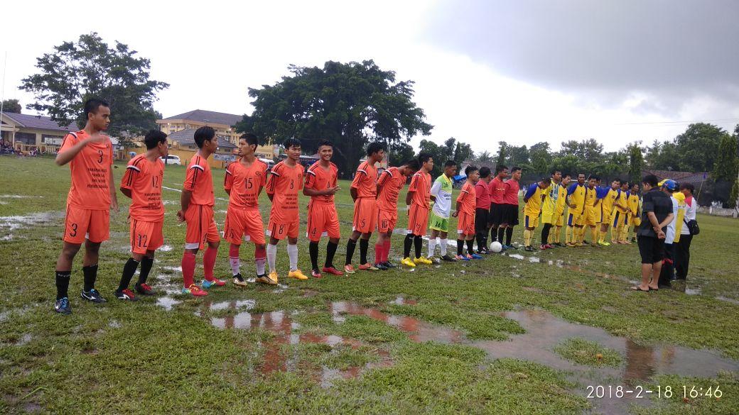 LAMPUNG POST | Rama Putra FC Juara Open Tournament Karang Taruna Tanjungbintang Cup 2018